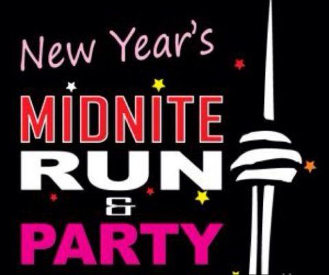 Midnite Run & Party – Toronto