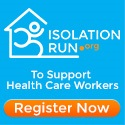 Isolation Run for Health Care Workers